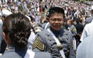 美国西点军校的华裔毕业生