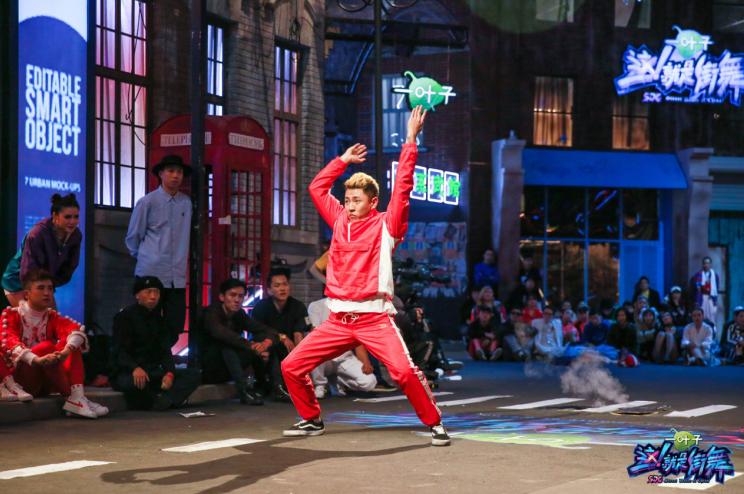 《这就是街舞》中国风成亮点 中国街舞新表达