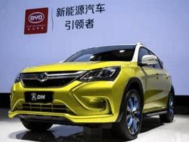 2017上海车展:比亚迪领衔 2017上海车展10款插电混动车型盘点