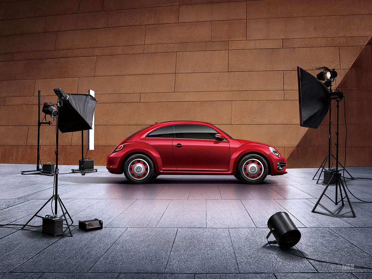 又是一款投资车 甲壳虫上市特别版车型