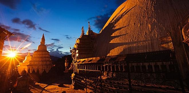 走访尼泊尔 离天空最近的国度