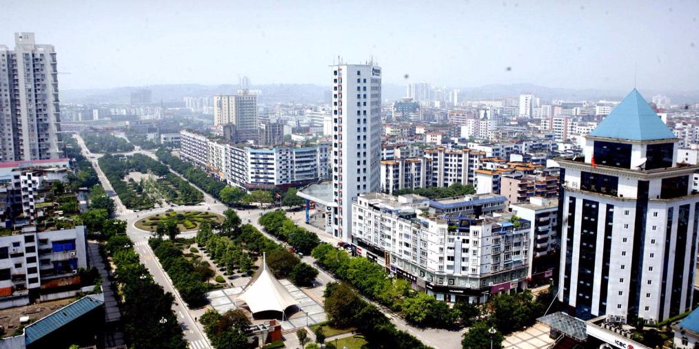 一季度广安城区空气质量达标率71.1%