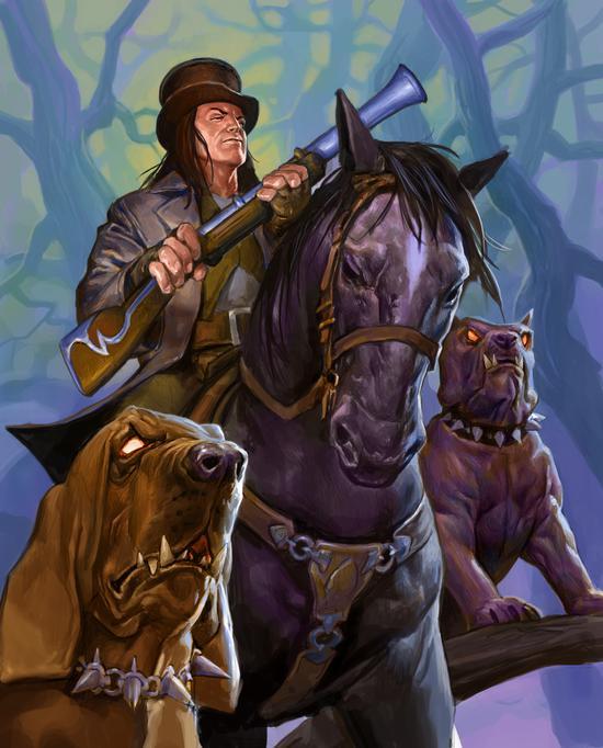 """《炉石传说》""""怪物狩猎""""模式上线  送卡包及专属卡背"""