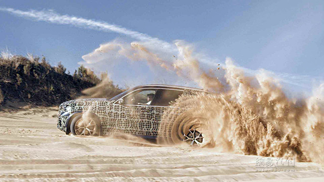 征服全路况 宝马全新X5通过沙漠/极地测试