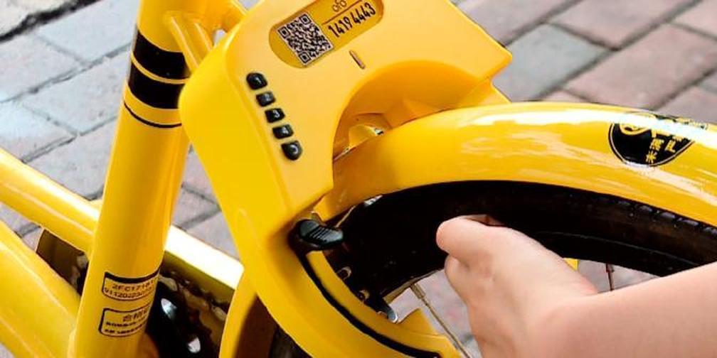 小黄车将换智能锁 机械锁将被逐步回收