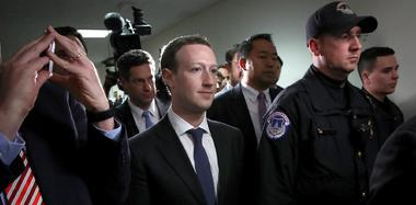 扎克伯格就用户信息泄露在国会致歉:我的错