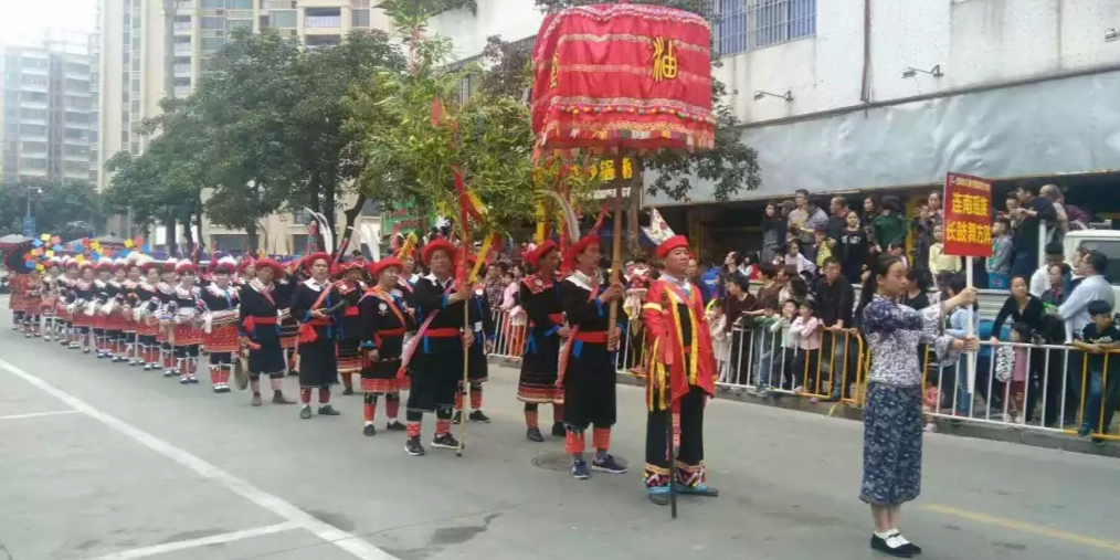 连南瑶族文化又双叒被民众围观,这一次是在珠海