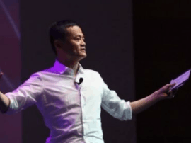 马云:我不喜欢人工智能,机器应做人做不到的事