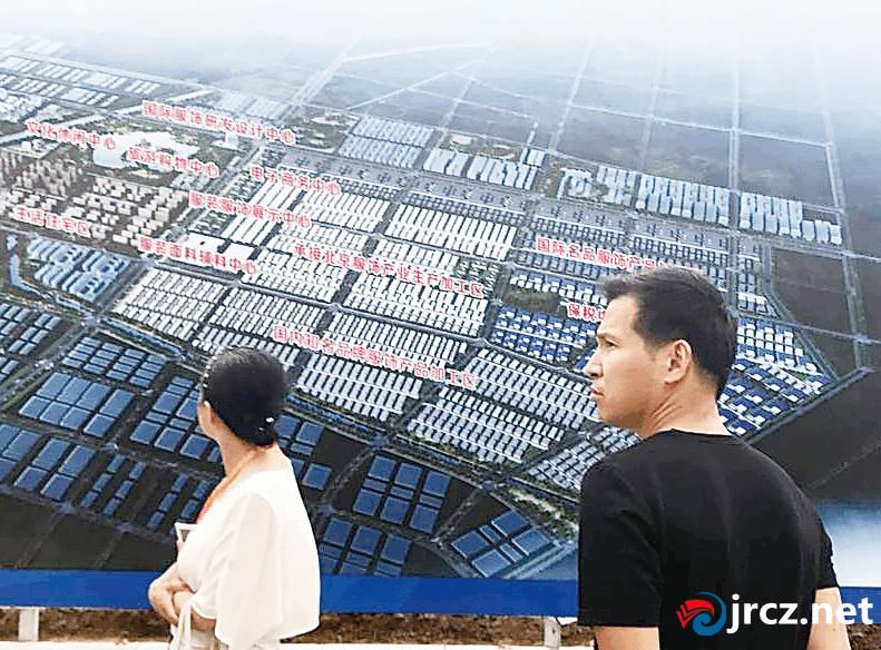 明珠商贸城打造服装产业特色小镇