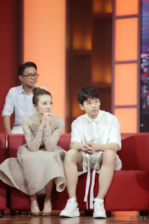 《大首映》首揭徐璐彭昱畅练习数年的独门绝技