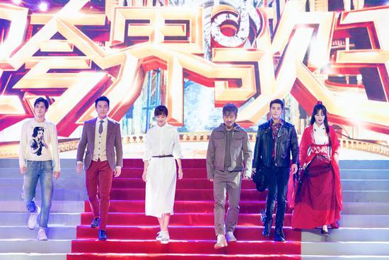 """《跨界歌王》第三季首播 陈学冬式""""土味""""拉票"""