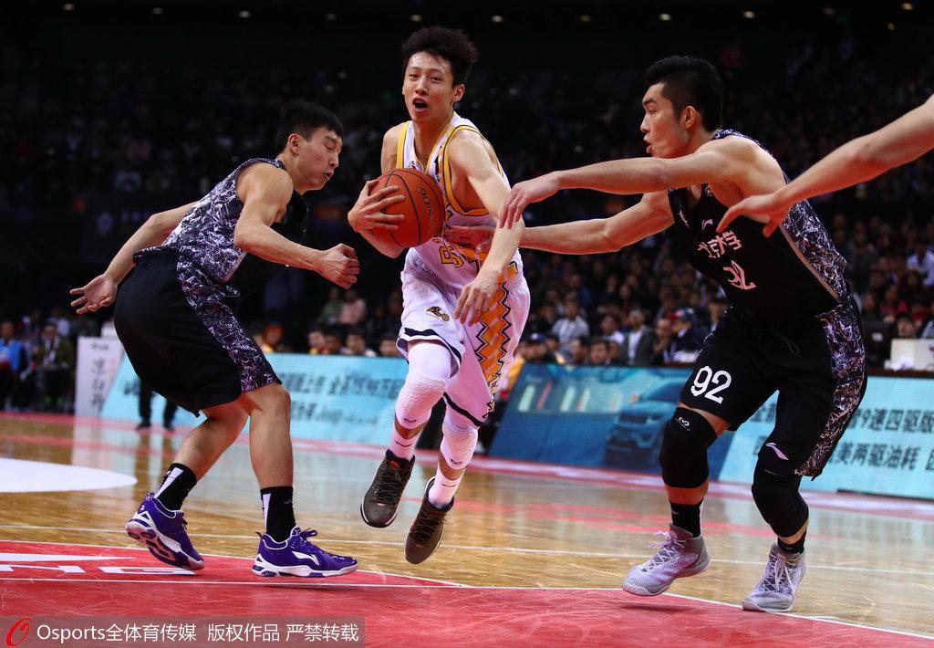 赵库里获星锐MVP成最大赢家 飙2三分献全场最高分
