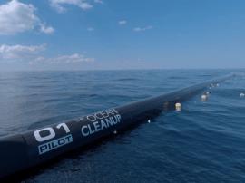 海洋垃圾收集器项目遭质疑 科学界:浪费精力