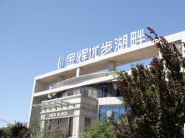 金辉优步湖畔:空港东公园旁 低总价 不限购
