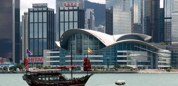 香港回归20周年 湾仔旧貌换新颜