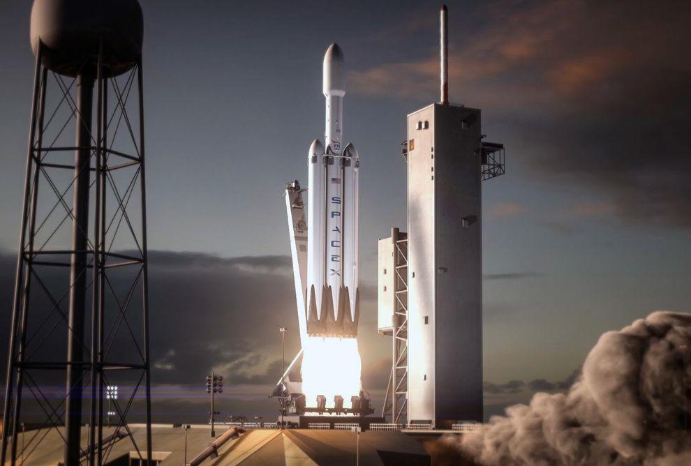 史上最强大火箭即将升空,但马斯克有点担心