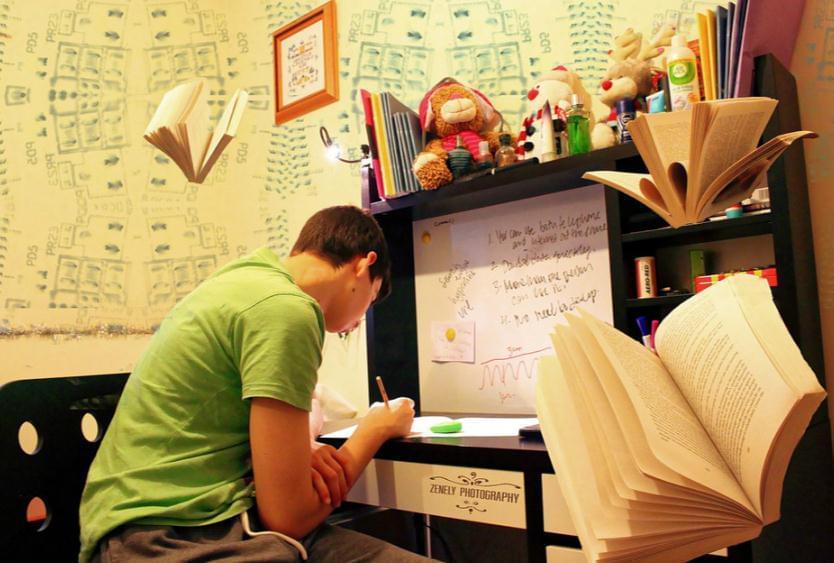 围观:教你高效率记单词的办法
