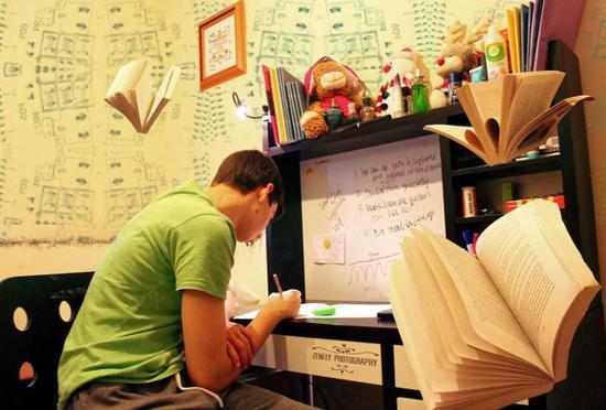 围观:教你高效率记单词的方法
