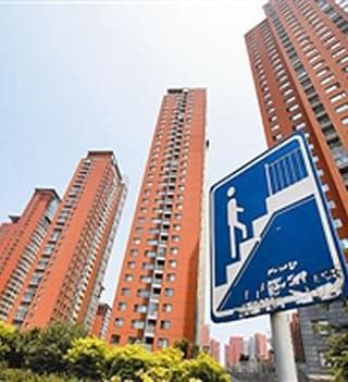 西安楼市回暖 投资同比增长8.1%