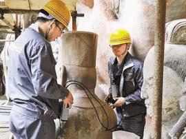 重庆石刻800岁卧佛表面风化严重 修复须5年以上