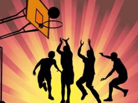 湖北省青少年男子篮球联赛在浠水县举行