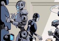 地球新霸主?终有一天,人类会向机器人行乞!