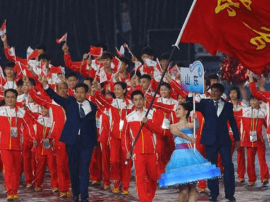 2017年山东体育十大新闻