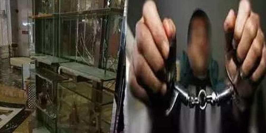 KTV被打砸 路过民警抓获多名滋事犯罪嫌疑人