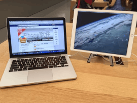 一组趣味数字:7岁的iPad强于33岁的Mac