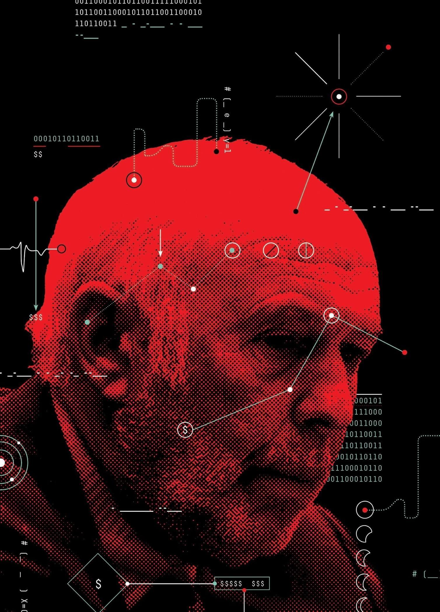 他用数学颠覆华尔街,又将用数据分析推动科学发展