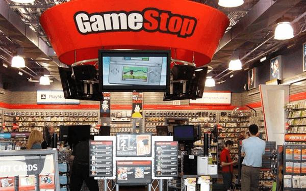 全球最大实体游戏零售商衰败:关闭超200家门店