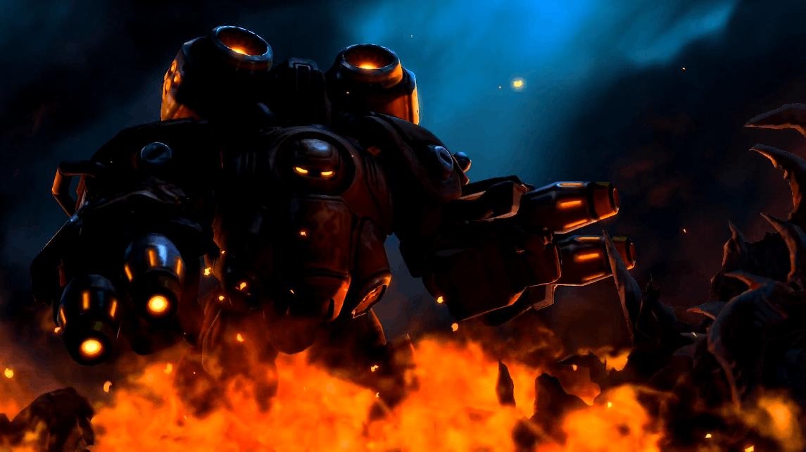火蝠布雷泽技能预览 时空枢纽上演机器人大战