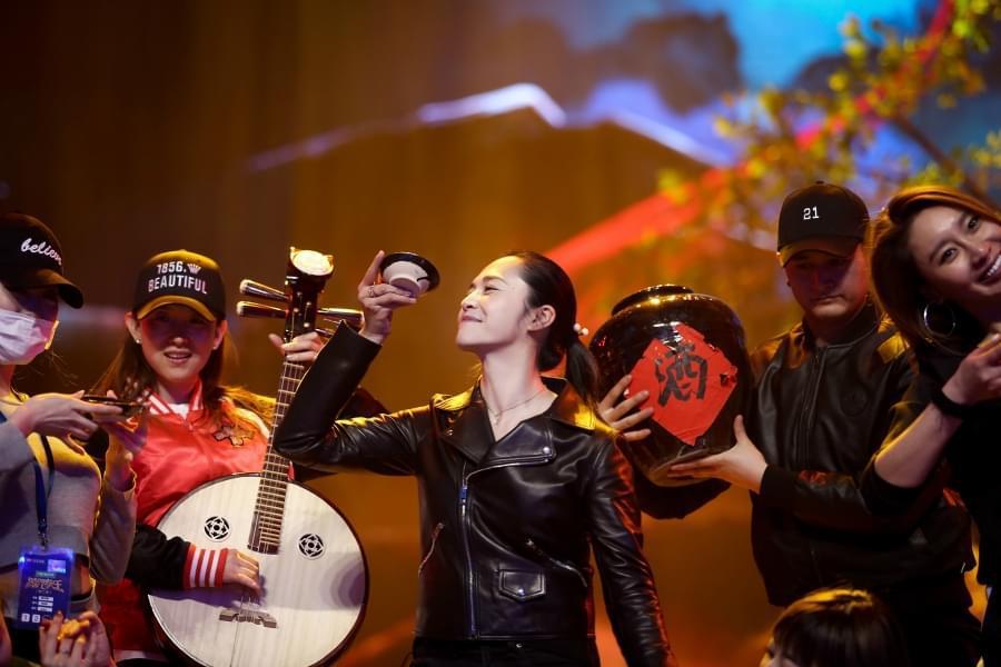 《跨界歌王》姚晨献唱古风歌曲 透露从影初心