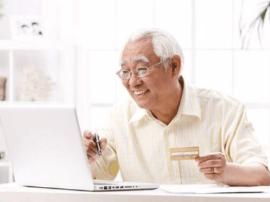 """""""银发族""""成网购新力量 近9个月人均消费近5000元"""