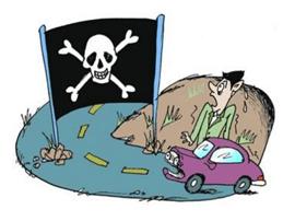 厚街哪些路段最危险?注意这9个危险路段
