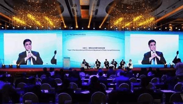 舒印彪:国家电网是全球安全运行水平最高电网之一