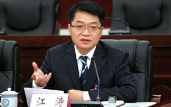 沙坪坝书记江涛:法治德治并举 提高法治建设水平
