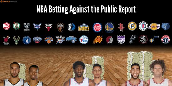 NBA新赛季马上就要来了 用大数据统计闭眼都能盈利
