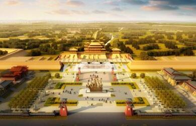 楚国八百年完成逾半工程量 南区景观或下半年迎客