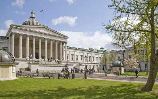 博实乐与伦敦大学学院签订战略合作
