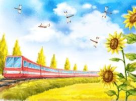 运城市民:4月16日起运城多趟列车行程有变化