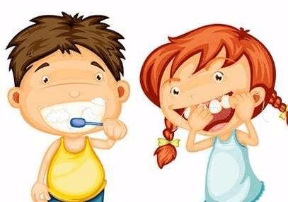 儿童乳牙龋齿率高 多因刷牙方法不对