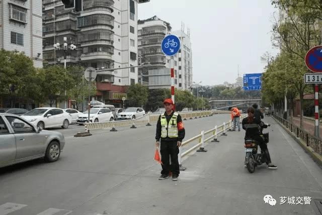 芗城交警发布:钟法路新增隔离护栏 瑞金路改造