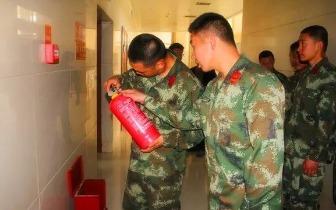 三门峡消防部门开展重点单位熟悉演练