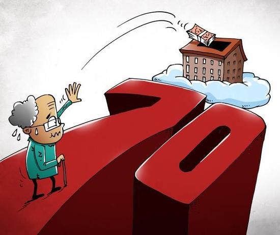 房贷年龄限制延五年  70岁买房也可贷5年
