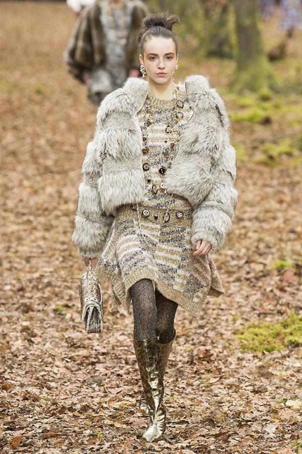 巴黎时装周品牌大秀现场的那些明星谁更潮?