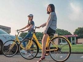 共享单车风靡 会不会伤膝盖 专家:注意骑姿