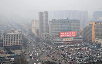 去年10月以来太原重污染天数同比减少27天