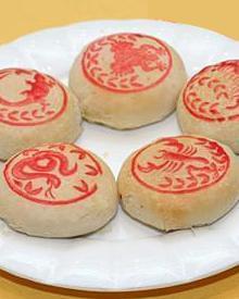 端午节习俗 | 吃五毒饼