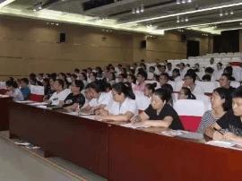 志愿唐山:丰南区组织召开志愿服务工作培训会